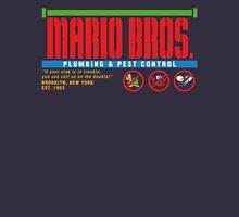 Mario Bros. Plumbing & Pest Control (colour) Classic T-Shirt