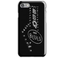 Bar B Que and Blues iphone case iPhone Case/Skin