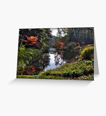 The Lake Greeting Card