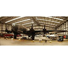 HP Halifax Bomber @ YAM Photographic Print