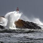 Yarmouth Light Calendar 2013 by Debbie  Roberts