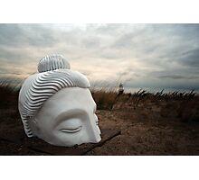 Exhale Photographic Print