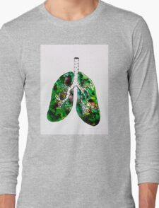 Lungs of the Planet Long Sleeve T-Shirt