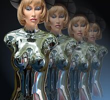 Cyborgs on Parade by David Kessler