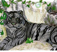 Rest and Relaxation-2 by Karen L Ramsey