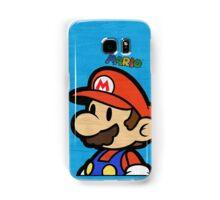 Mario T Samsung Galaxy Case/Skin
