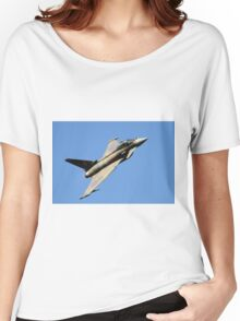 GiNA RAF Eurofighter Typhoon Sychro Display Women's Relaxed Fit T-Shirt
