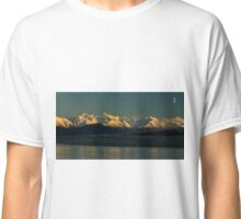 Sunsetting in Alaska Classic T-Shirt