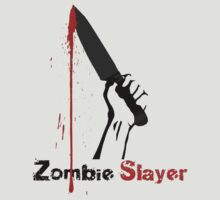 Zombie Slayer by ajf89