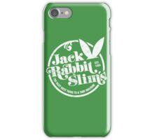 Jack Rabbit Slim's (aged look) iPhone Case/Skin
