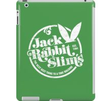 Jack Rabbit Slim's (aged look) iPad Case/Skin