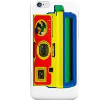 Legos Polaroid iPhone Case/Skin