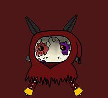 Chibi Jack by deadprincess