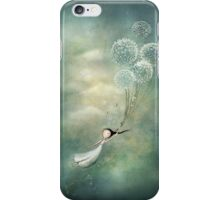 Away with the fairies iPhone Case/Skin