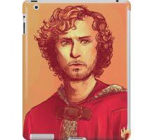 Leon Knight iPad Case/Skin