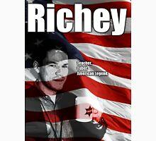 Richey - Teacher. Tuber. American Legend. Unisex T-Shirt