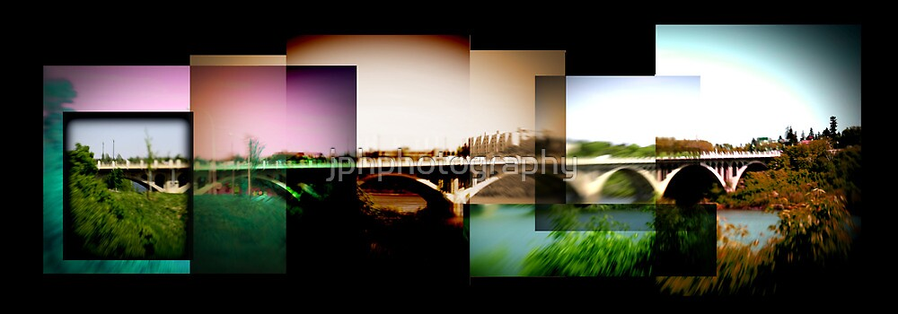 Bridge Collage by jphphotography