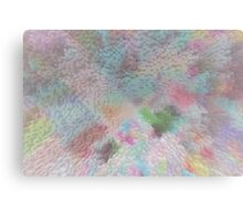 Pastel Levels Canvas Print