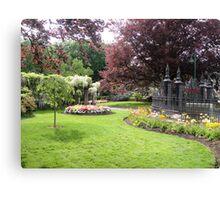 City Park, Launceston, Tasmania Canvas Print