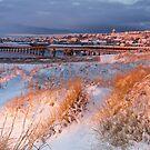 Golden Bridge by Blackgull