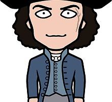 Mini Poldark (sticker) by redscharlach