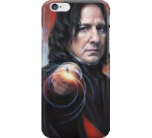 Snape, Defense Against the Dark Arts iPhone case iPhone Case/Skin