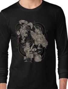 Ancient Jazztecs Long Sleeve T-Shirt