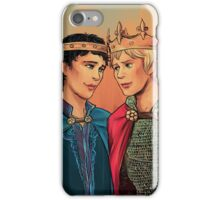 Kingly Husbands iPhone Case/Skin