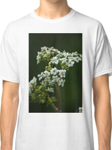 Green Floral Beauty Classic T-Shirt