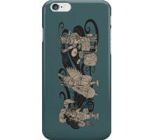 Ancient Jazztecs iPhone Case/Skin