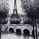 Paris by Jordan Bails