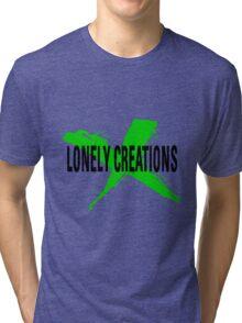 LC BLACK X GREEN Tri-blend T-Shirt