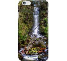 Erskine Falls HDR iPhone Case iPhone Case/Skin