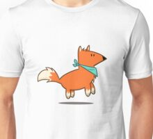 Fox Hop Unisex T-Shirt