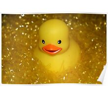 Rubber Duckie Poster