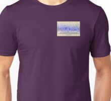 Serenity Prayer Hyacinths Unisex T-Shirt