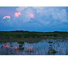 Swamp Reflect Photographic Print