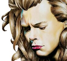 Harry Styles One Direction p by LsArtistry