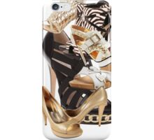 Designer Shoes iPhone Case/Skin
