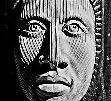 Aztec Man by Bob Wall