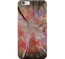 Dancing with the sky iPhone Case/Skin