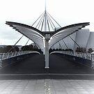 Bells Bridge by FLYINGSCOTSMAN