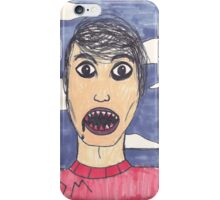 vampire boi  iPhone Case/Skin