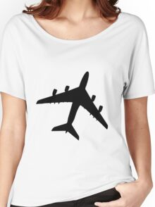 A380 shadow Women's Relaxed Fit T-Shirt
