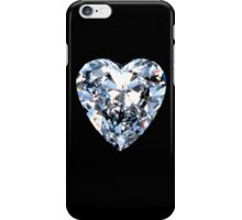 Heart Diamond iPhone Case/Skin