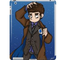 Doctor Who - Tenth Doctor  iPad Case/Skin