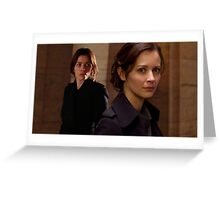 """Person of Interest """"Root & Shaw"""" (Photo) Greeting Card"""