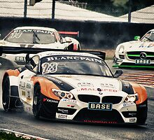 BMW Z4 GT3 by jnmayer