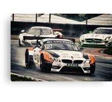 BMW Z4 GT3 Canvas Print