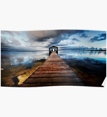 Boatshed Poster